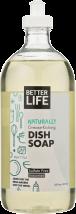 Natural Dish Soap product image.
