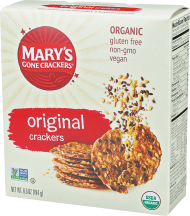 Mary's Gone Crackers product image.
