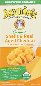 Organic Mac & Cheese (selected varieties) product image.