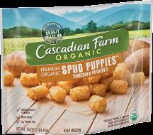 Organic Potatoes product image.