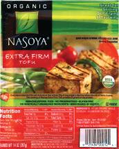 Organic Tofu product image.