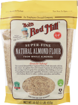 Bob's Red Mill Natural Almond Flour 16 oz product image.