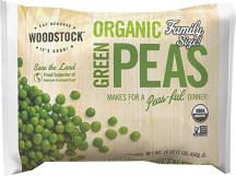 Organic Petite Peas product image.