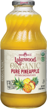 Organic Pure Pineapple product image.