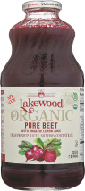 LAKEWOOD Organic Beet Juice 32 fl oz product image.