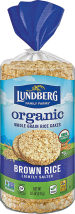 Organic Rice Cakes (selected varieties) product image.