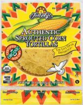 Organic Tortillas (selected varieties) product image.