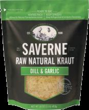 Saverne Assorted Sauerkraut 16 oz product image.