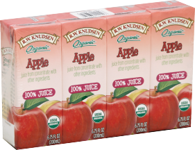 Organic Juice Boxes product image.