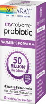 Mycrobiome Probiotic Women's Formula product image.