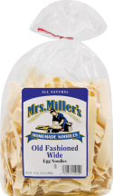 Mrs. Miller's Assorted Pasta 14 - 16 oz product image.