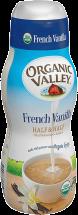 Organic Flavored Half & Half product image.