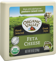 Organic Feta Cheese product image.