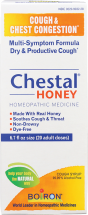Boiron Chestal Cough and Congestion 6.7 oz product image.
