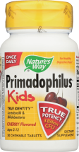 Nature's Way Assorted Kid's Primadophilus 30 ct product image.