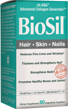 BioSil® Hair, Skin, Nails product image.