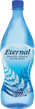 Naturally Alkaline Spring Water product image.
