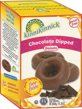 Assorted Gluten Free Donuts product image.