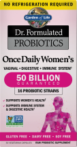Dr. Formulated Probiotics Once  product image.