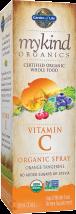 mykind Organics Vitamin C  product image.