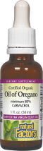 Organic Oil of Oregano product image.