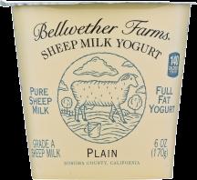 Sheep Milk Yogurt  product image.