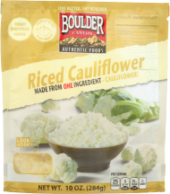 Boulder Canyon Assorted Veggie Rice 9 - 10 oz product image.