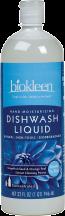 Biokleen Assorted Liquid Dishwash Soap 32 oz product image.