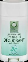 Desert Essence Assorted Deodorant 2 - 2.75 oz product image.