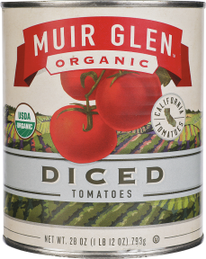 Organic Tomatoes (selected varieties) product image.