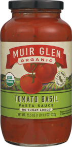 Organic Pasta Sauce (selected varieties) product image.