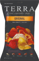Terra Chips Assorted Veggie Chips 5 oz product image.