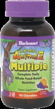 Rainforest Kids Multivitamin product image.