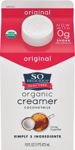 Organic Coconutmilk Creamer product image.
