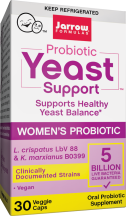 Probiotic Yeast Support product image.