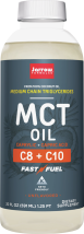 JARROW FORMULAS Mct Oil 20 fl oz Supports brain & muscles product image.