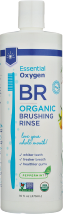 Organic Peppermint Brushing Rinse product image.