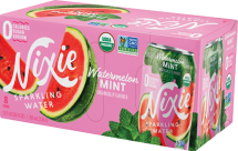 Organic Sparkling Water product image.