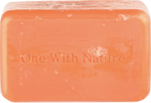 One With Nature Assorted Bar Soap 4 oz product image.