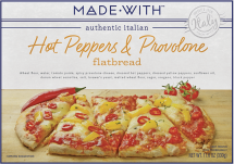 Made With Assorted Flatbread 11.6 oz product image.