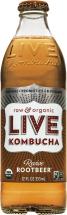 Live Soda Assorted Kombucha or Vinegar Drinks 12 oz product image.