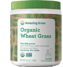 Organic Wheat Grass product image.
