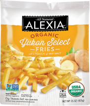 Alexia Assorted Frozen Potatoes 15 - 19 oz product image.