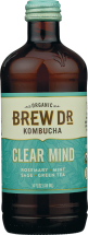 Assorted Kombucha Beverages product image.
