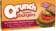 Quinoa Burgers product image.