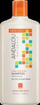 Shampoo or  product image.