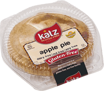 Katz Assorted Gluten Free Pie 11.5 oz product image.
