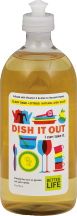 Better Life Assorted Dish Soap 22 oz product image.