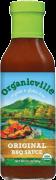 Organic BBQ Sauce product image.