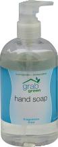 Grabgreen Hand SoapFragrance Free 12 oz product image.